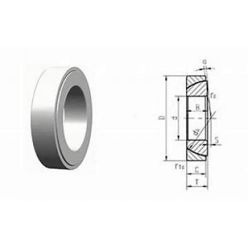 40 mm x 72 mm x 15 mm  NACHI 40TAB07DB Cojinetes De Bola
